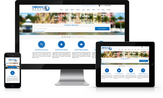 Responsive IDX Websites
